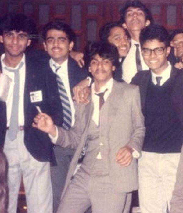 Shahrukh-Khan-College