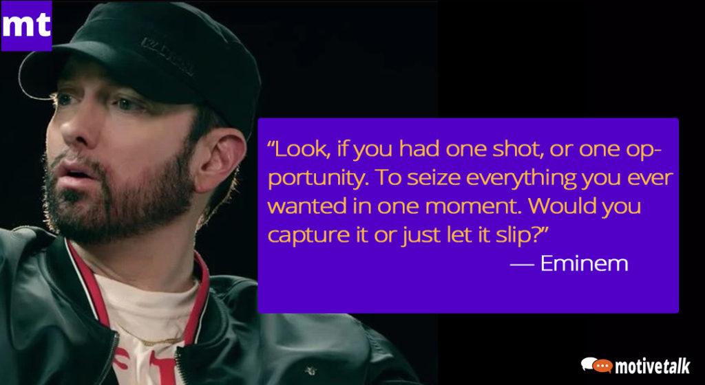 Eminem-Quotes