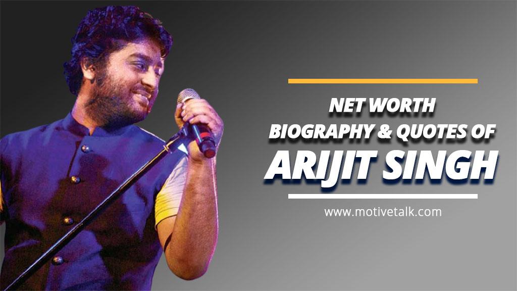 Arijit-Singh-Net-Worth