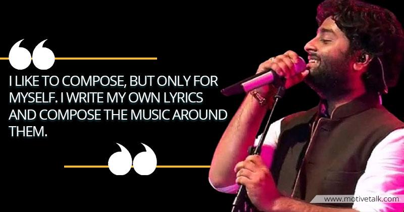 Arijit-Singh-Quotes