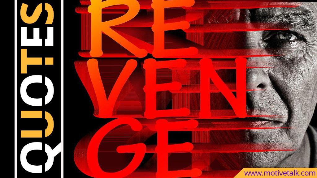 Revenge-Quotes